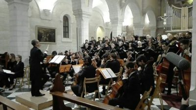 Concerto a Betlemme