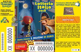 Lotteria Italia, estratti i cinque biglietti di prima categoria