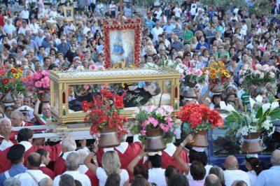 Festa di San Gabriele, in Italia e nel mondo