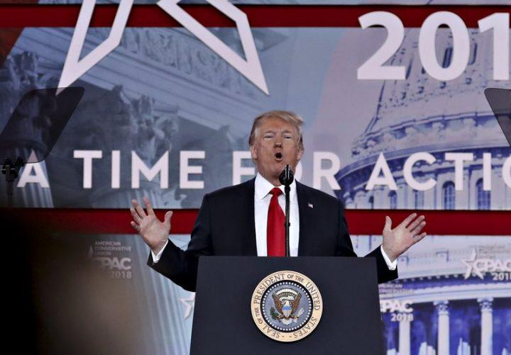 """Trump presidente """"law and order"""" e le aspirazioni autoritarie"""