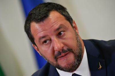 Salvini, manovra di decine di miliardi o andiamo al voto
