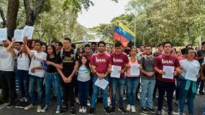 Venezuela, è sempre più grave l'emergenza scolastica