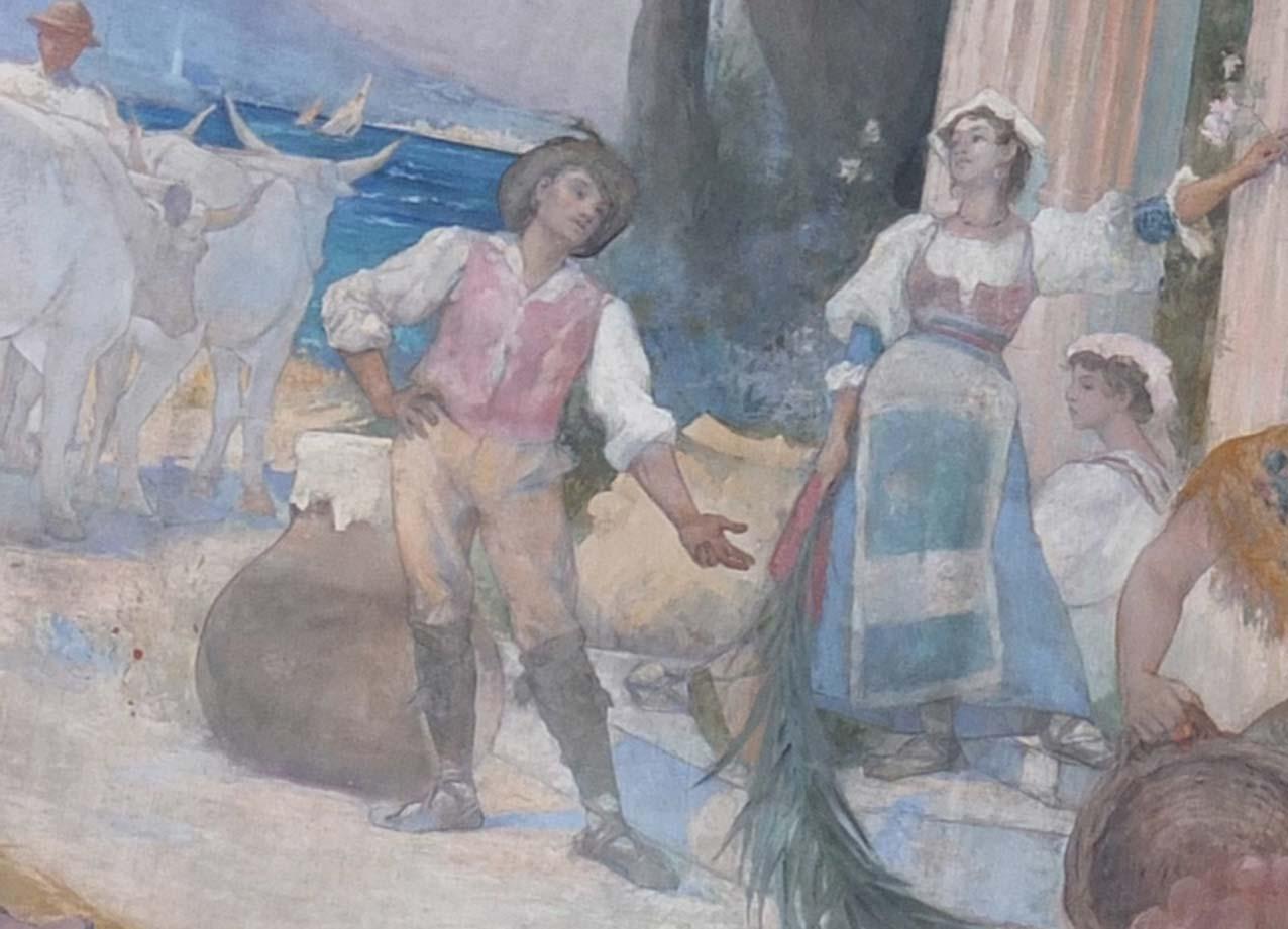 La ciociaria e Francois Pinault