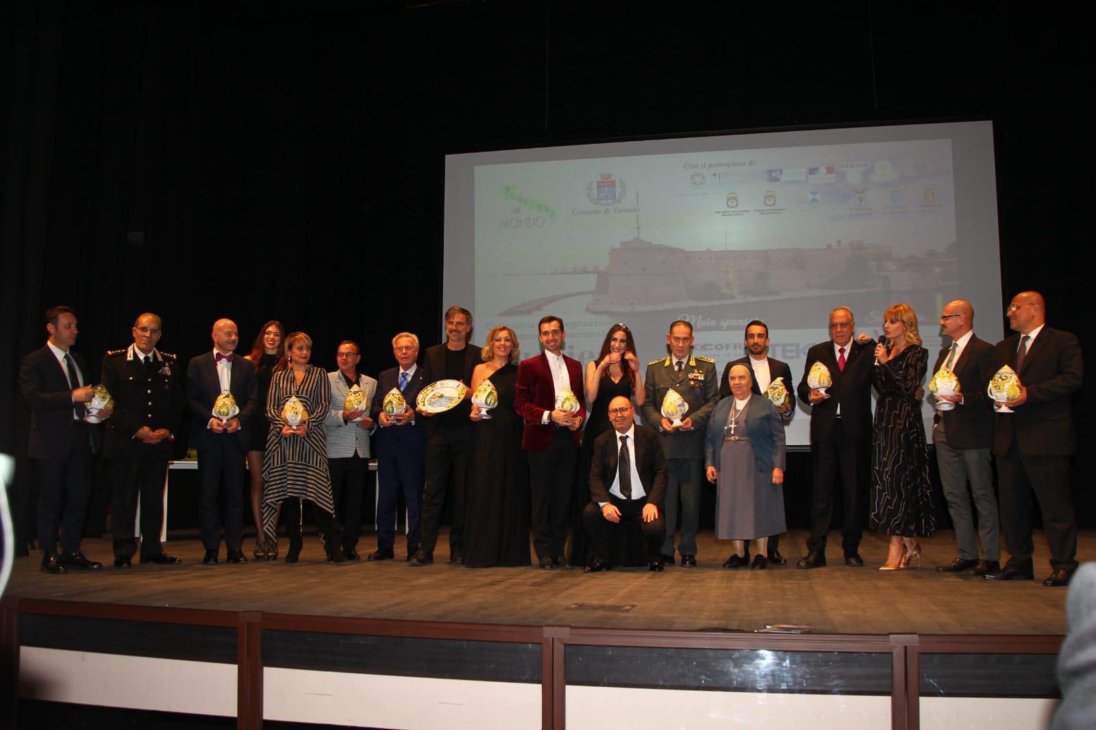 Eccellenze pugliesi da tutto il mondo celebrate a Taranto