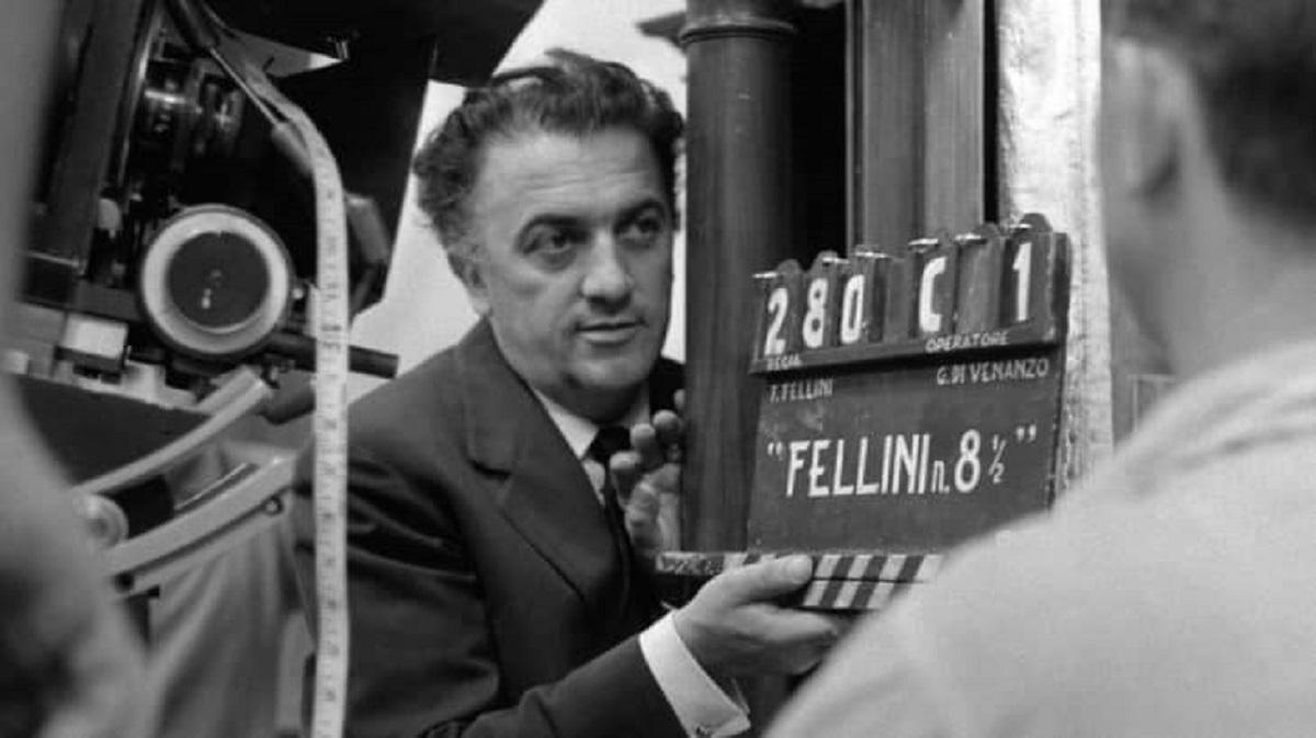 Il Cinema festeggia i 100 anni dalla nascita di Fellini, il regista amato nel mondo