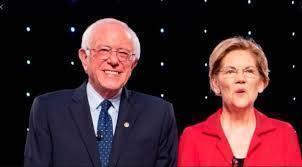 Il portabandiera della sinistra: Warren o Sanders?