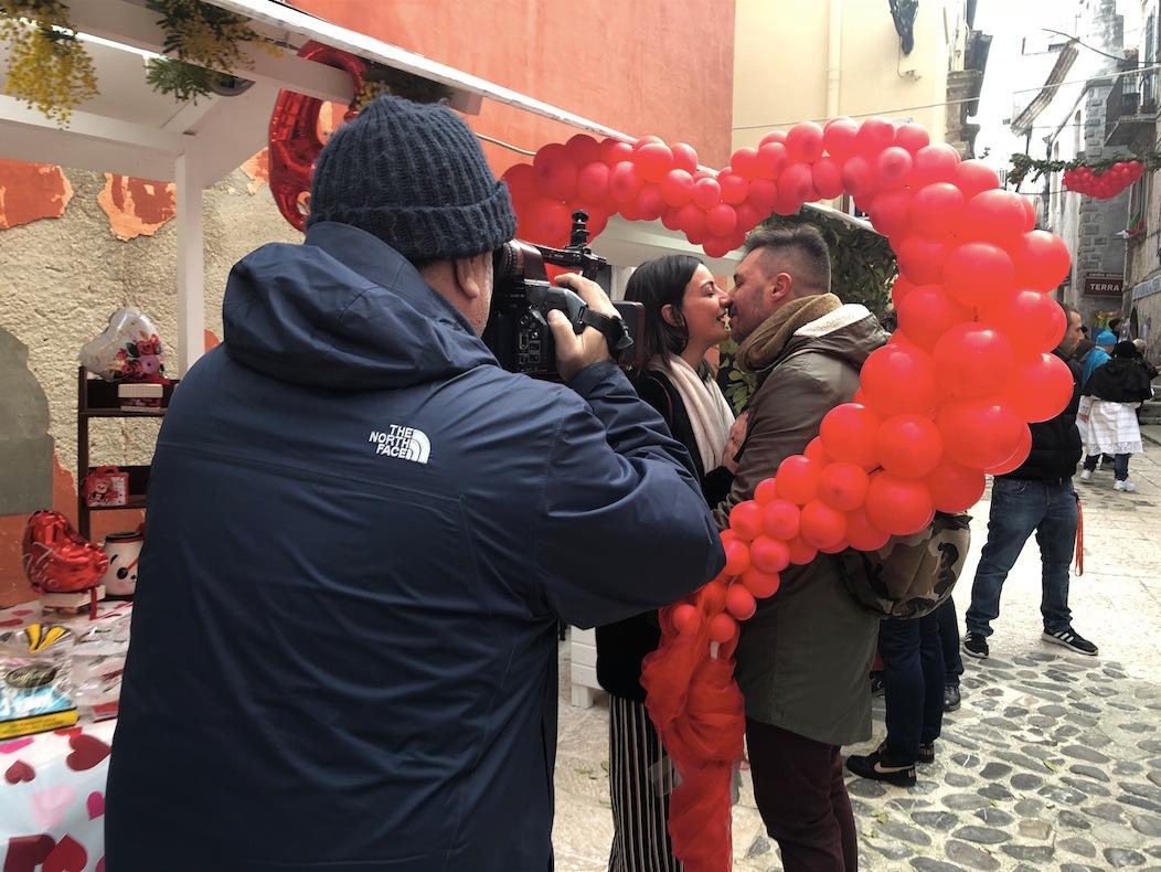 Vico del Gargano, il paese di San Valentino che celebra amore e agrumi