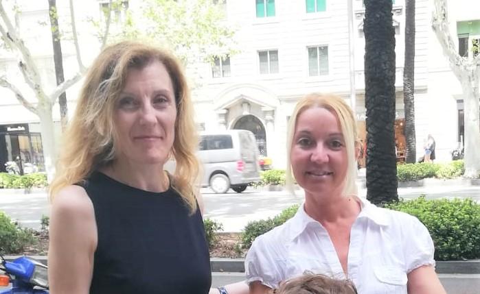 Brigitte Nanni coordinatrice MAIE a Barcellona