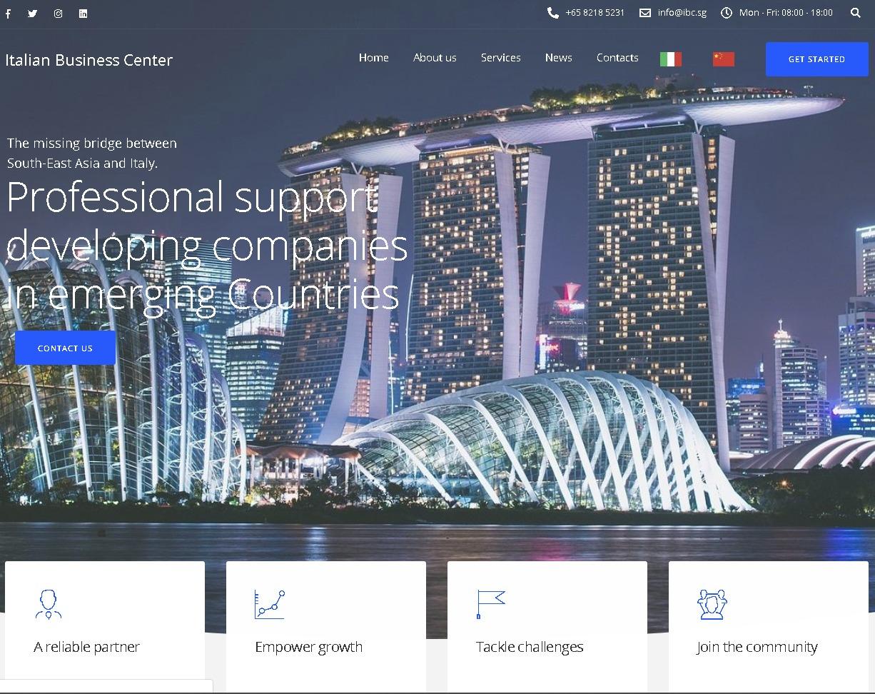 Singapore Italian Association group of Companies