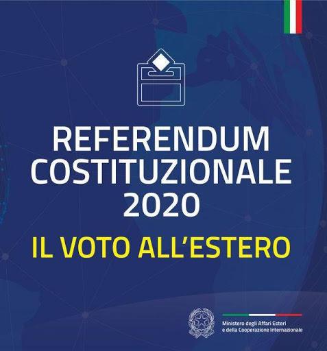 Cgie, chiuso all'estero il voto referendum