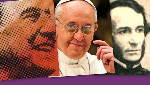 Alberdi, Peron, Bergoglio