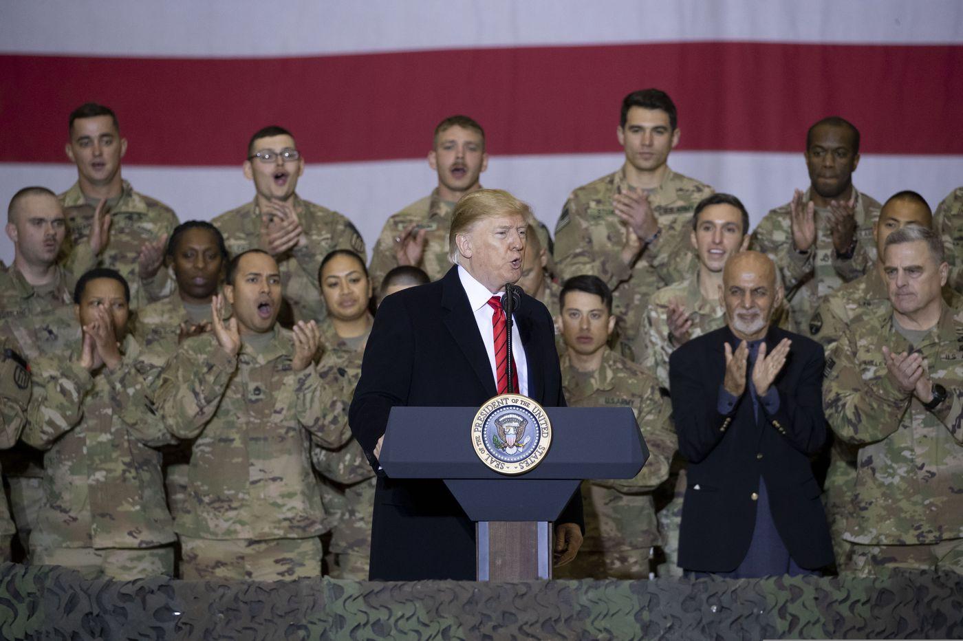 Il disamore di Trump per le forze armate