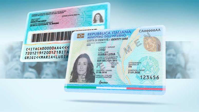 Carta d'identità elettronica in Germania e Lussemburgo