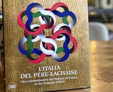 """""""L'Italia del père-lachaise"""": lunedì la 1° presentazione in Francia"""