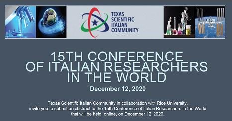 Ricercatori italiani nel mondo: il 12 dicembre la XV conferenza
