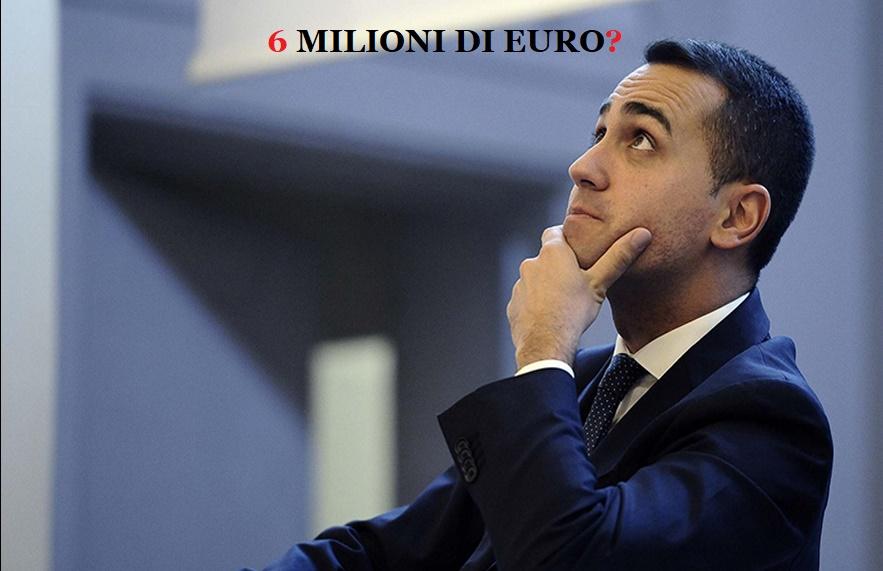 Ministro Luigi Di Maio risponda! Con i fondi destinati agli italiani nel mondo non si scherza!