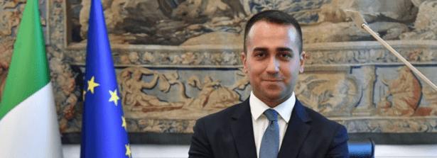 """Lettera del Ministro Luigi Di Maio """"Dalle esportazioni alla politica: i progetti chiari portano risultati"""" (Il Sole 24 Ore)"""