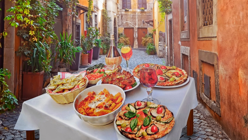 V Settimana della Cucina Italiana nel mondo