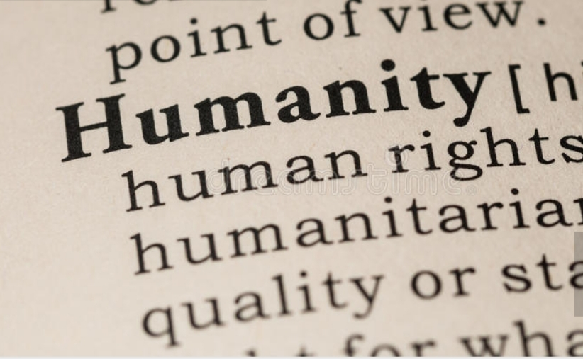 The concept of humanity