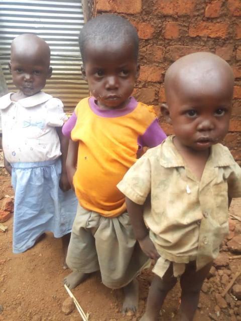 Save the children of Congo