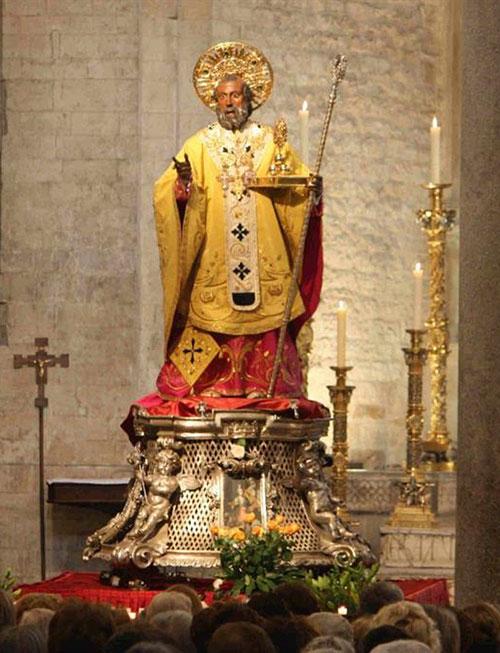 """Lettera aperta al Sindaco di Bari. Presentazione progetto una """"Statua per San Nicola per la pace"""""""