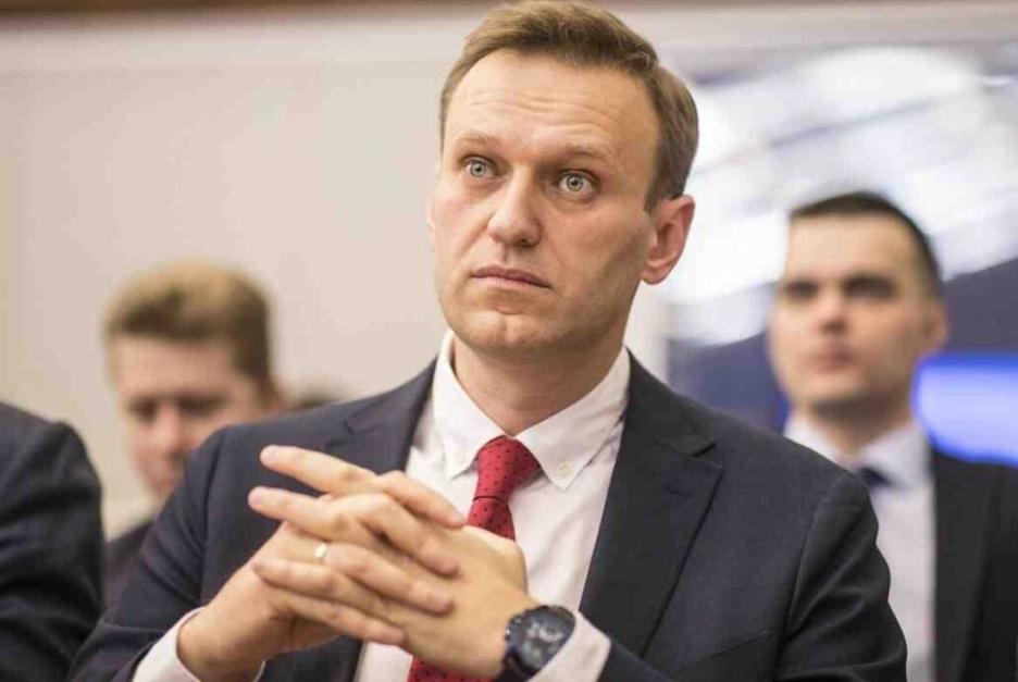Avvelenamento Navalny