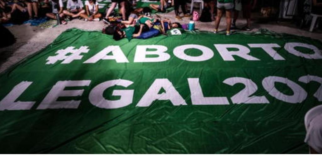 Il Senato argentino e l'aborto
