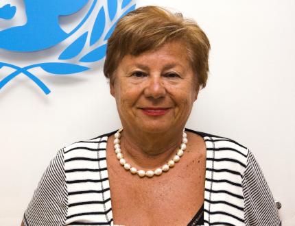 Unicef Italia: è Carmela Pace la nuova presidente