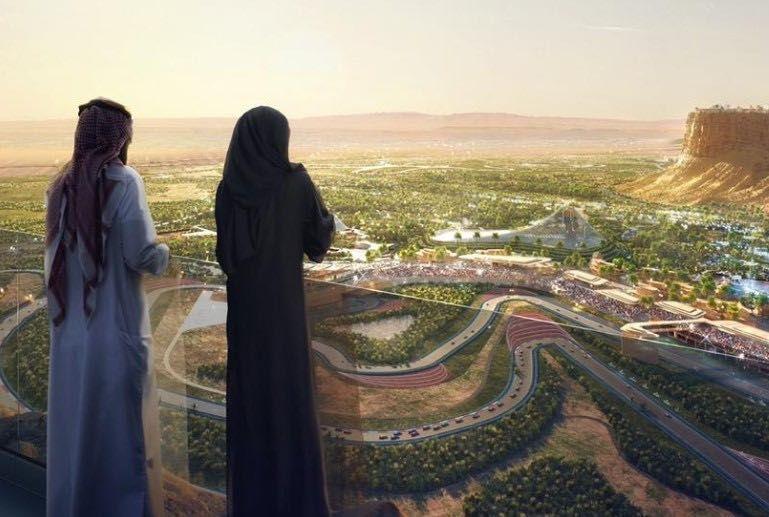 Arabia Saudita, webinar alla scoperta dei Giga Progetti