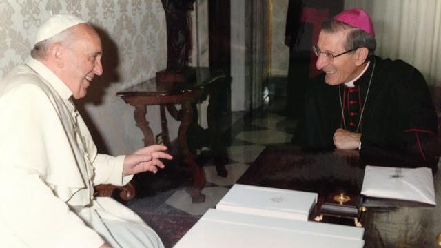 Monsignor Luigi Bonazzi Nunzio Apostolico in Albania