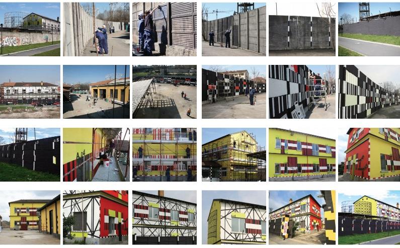 Milano, l'arte messicana si fa spazio urbano