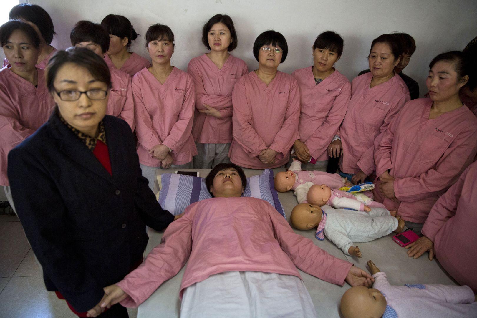 La maternità surrogata in Cina