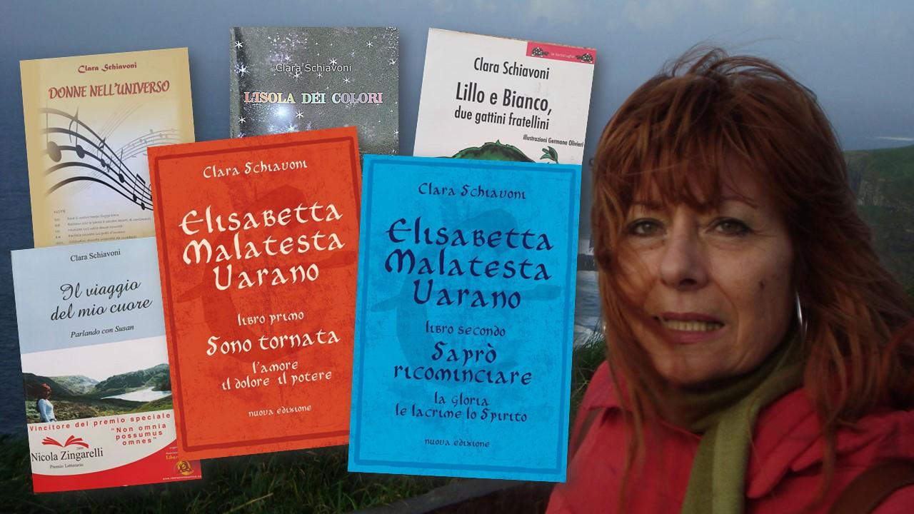 Clara Schiavoni ed il romanzo storico nelle Marche