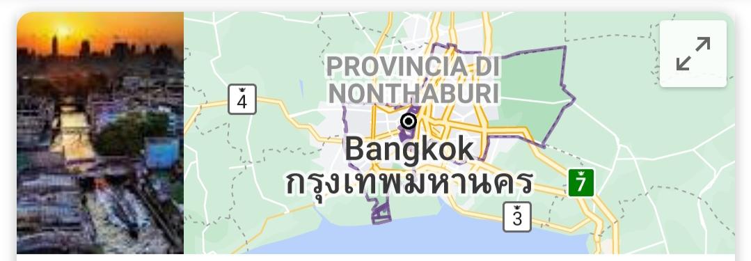 THAILANDIA: GLI AGGIORNAMENTI DELL'AMBASCIATA SULLA SITUAZIONE COVID