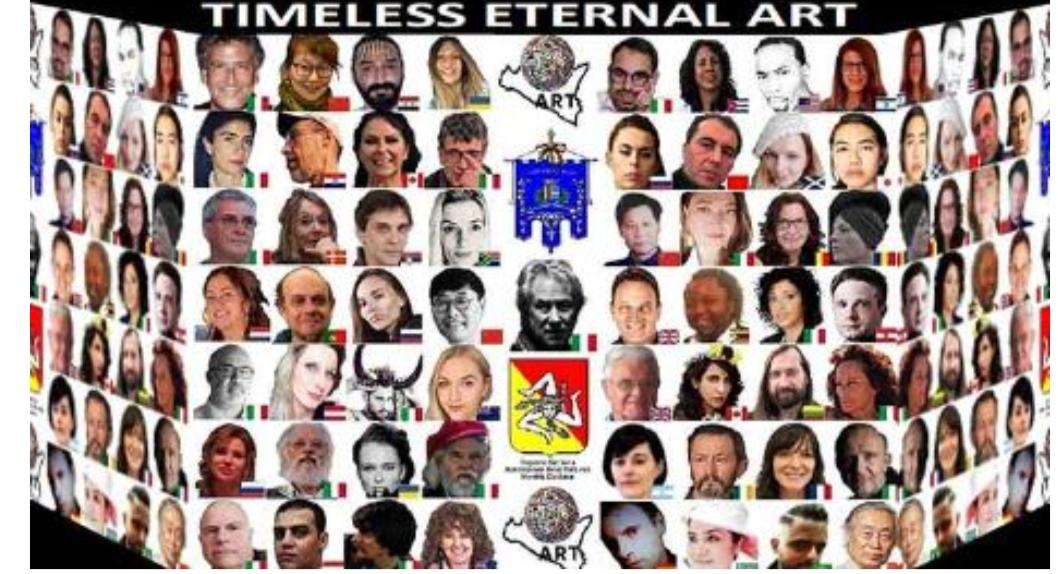 Merì – Timeless Eternal Art: in arrivo in Sicilia 60 artisti dal mondo