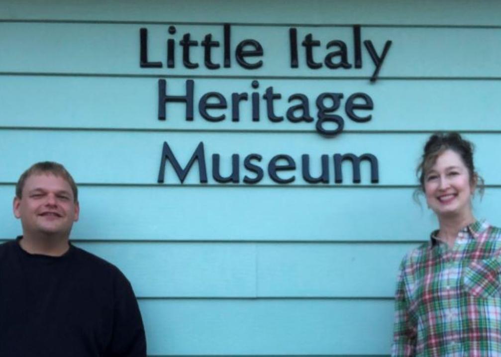 Una città chiamata little Italy in Arkansas:Nucci intervista i protagonisti del progetto