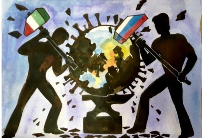 Mosca-Roma 2020:Riflessi concorso per giovani artisti