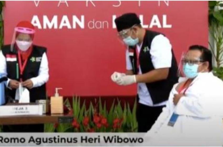 Asia/Indonesia-I cristiani sostengono e promuovono la campagna di vaccinazione anti Covid-19