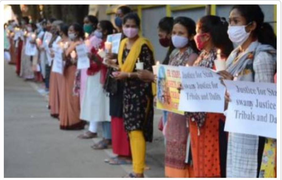 India: da 100 giorni il gesuita Stan Swamy è in carcere ingiustamente: protesta della società civile