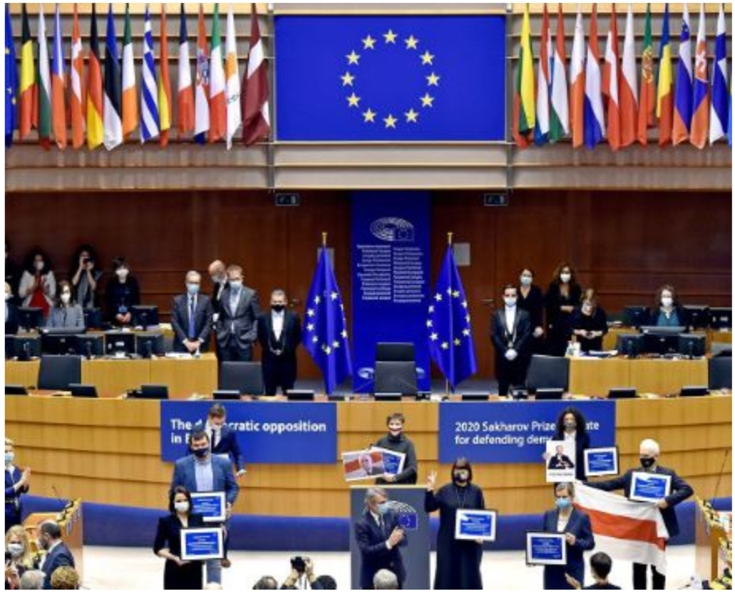 La rivoluzione gentile in Bielorussia: dibattito online con il parlamento UE