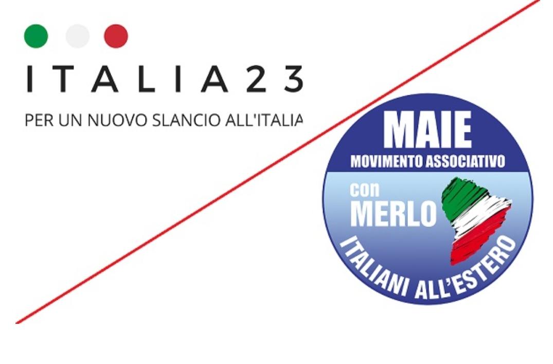 Nasce al senato la componente Maie-Italia 23