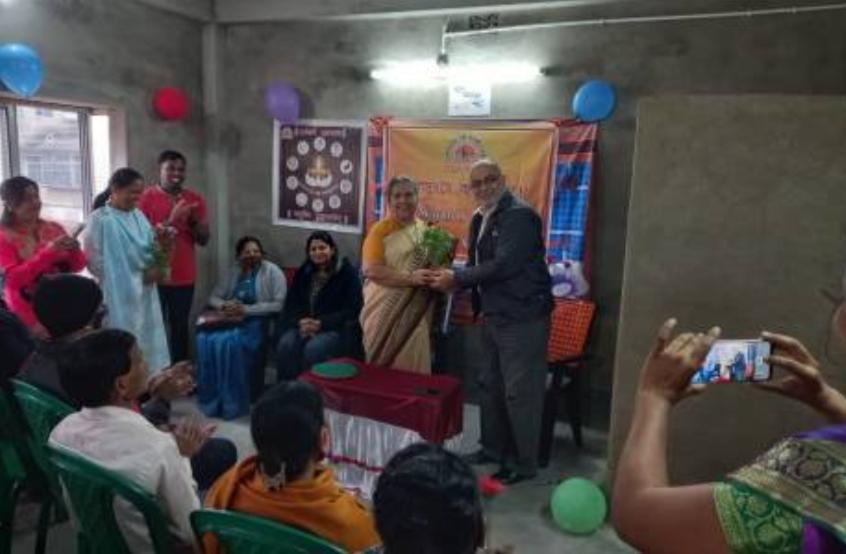 India: Una nuova casa per donne e bambini di strada a Calcutta