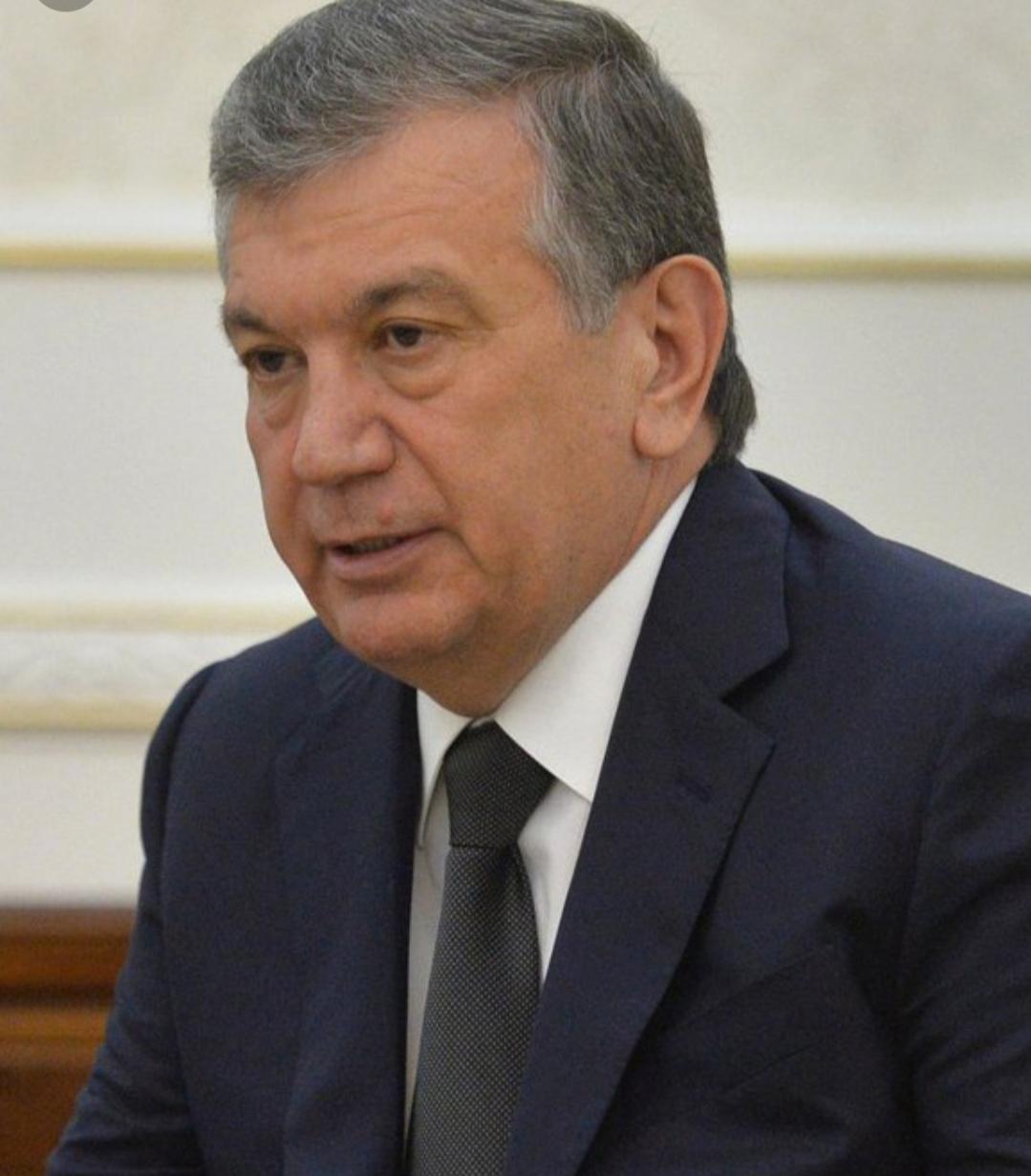 President Shavkat Mirziyoyev's Adress ti the Oliy Majlis