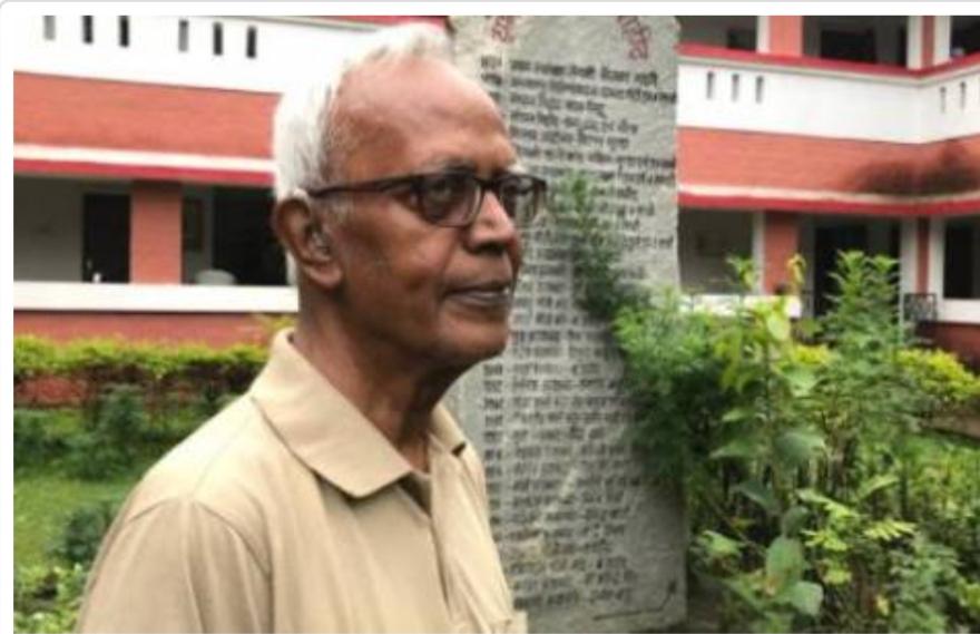 """India. Il Gesuita Stan Swamy in carcere: """"La solidarietà mi dà forza e coraggio immensi"""""""