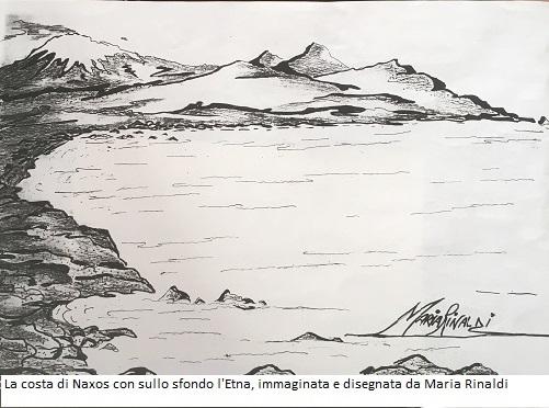 Naxos siceliota La prima colonia greca in Sicilia