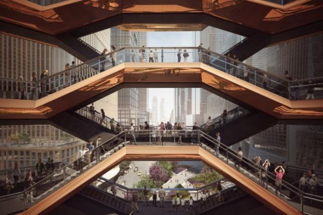 Terzo suicidio al Vessel di New York, la struttura chiude al pubblico