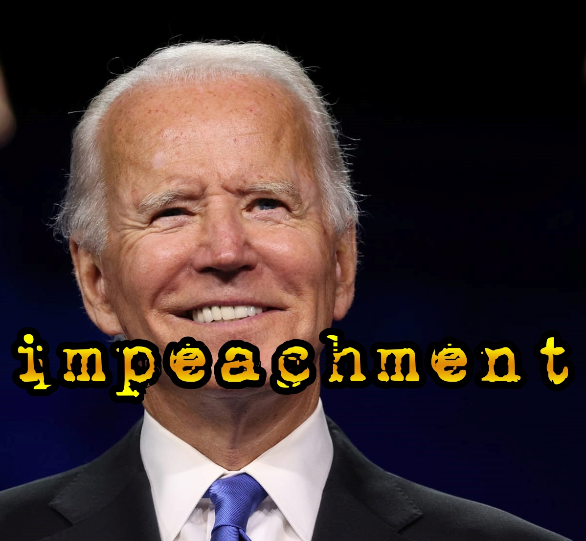 Impeachment per Joe Biden