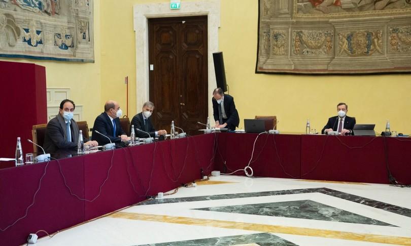 Il Pd voterà la fiducia a Draghi, lo conferma Zingaretti