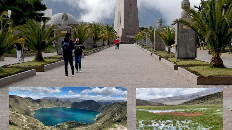 ECUADOR: LA VIA DEI VULCANI (sezione settentrionale)