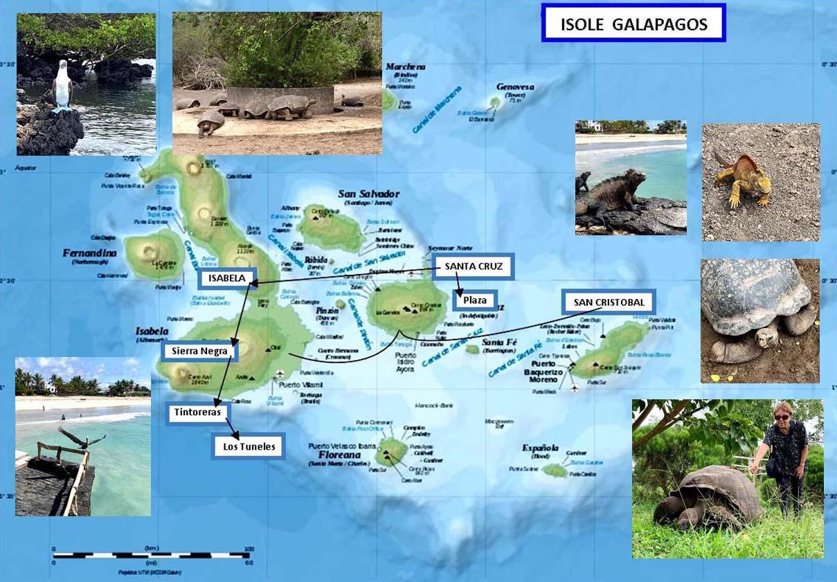 Isole Galàpagos: le meraviglie della natura